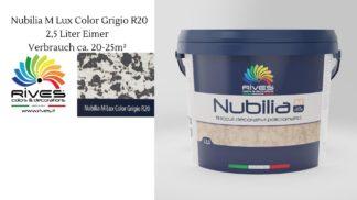 Grigio R20. 2,5L