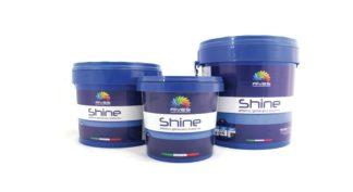 Shine effetto glitterato brilliante