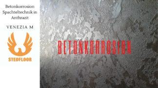 Betonkorrosion Effekt